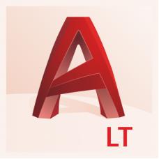 Autodesk AutoCAD LT 2019 Commercial New Single-user ELD Monthly Auto-Renew Subscription, подписка на 1 месяц