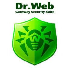 Dr.Web Gateway Security Suite, Антивирус + Антиспам, на 12 мес., 1 лиц.